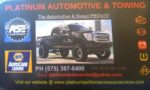 Platinum Automotive Repair & Towing