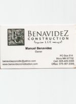 Benavidez Construction LLC