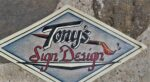 Tony's Sign Design